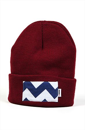 apliiq the skipped beanie hat for men